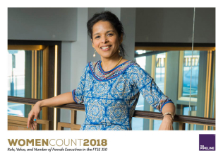 Women Count 2018 cover