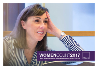 Women Count 2017 cover