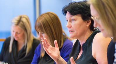 Increasing Women in ExCo & CEO Roles