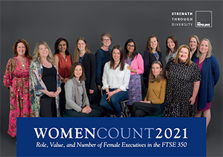 Women Count 2021 cover